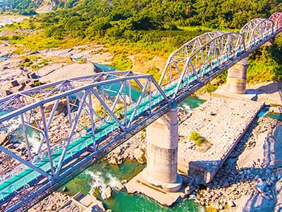 Hou-Feng bike path